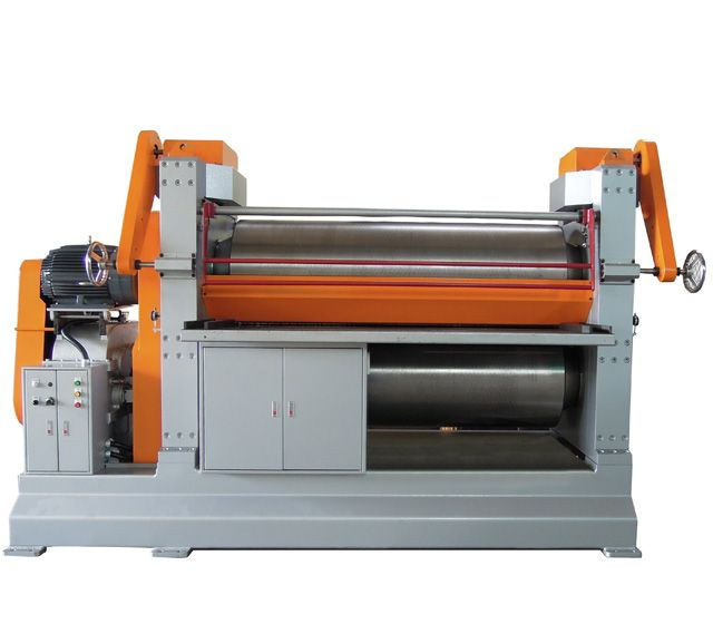 10 Feet Flatting machine