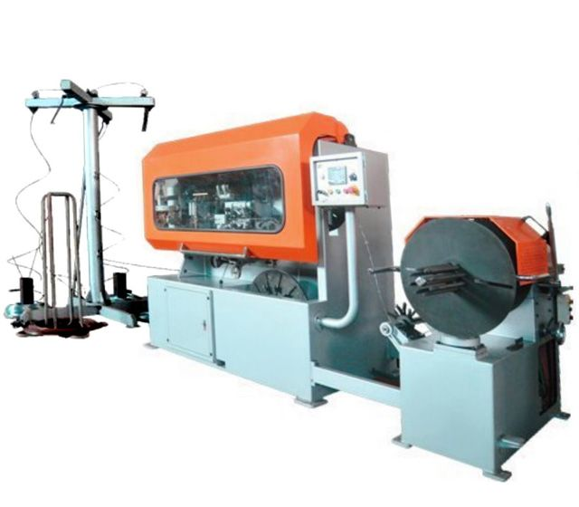 High Tensile Reverse Twisted Barbed Wire Machine