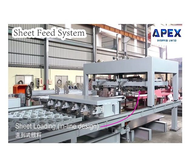 Sheet Feed System