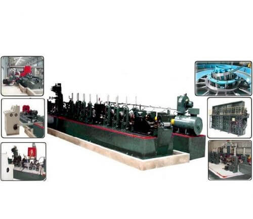 H.F Pipe Making Machine(Carbon Steel Tube Mill)