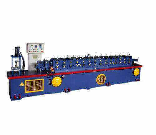 Cold Roll Forming Machine For Various Profiles
