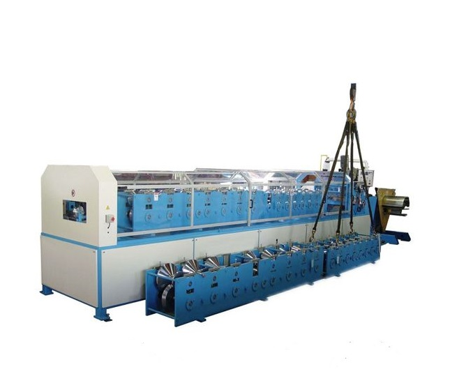 Ridge Cover & Cassette Forming Machine